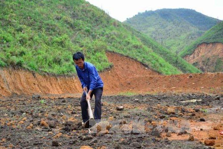 Thủ tục cấp sổ đỏ đất khai hoang năm 2021