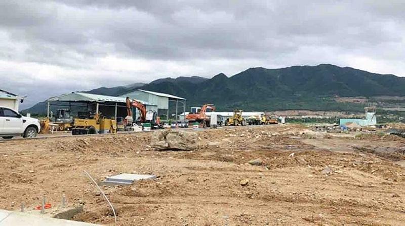 """Khánh Hòa: Một dự án không phép ngang nhiên xây dựng nhiều hạng mục công trình """"khủng"""""""