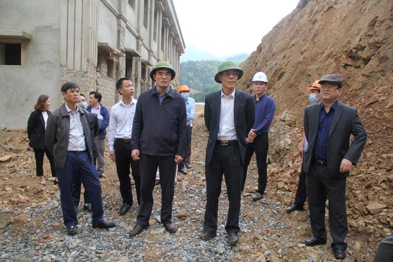 Thanh Hóa: Phó Chủ tịch tỉnh chỉ đạo, khắc phục tình trạng sạt lở đất tại huyện miền núi