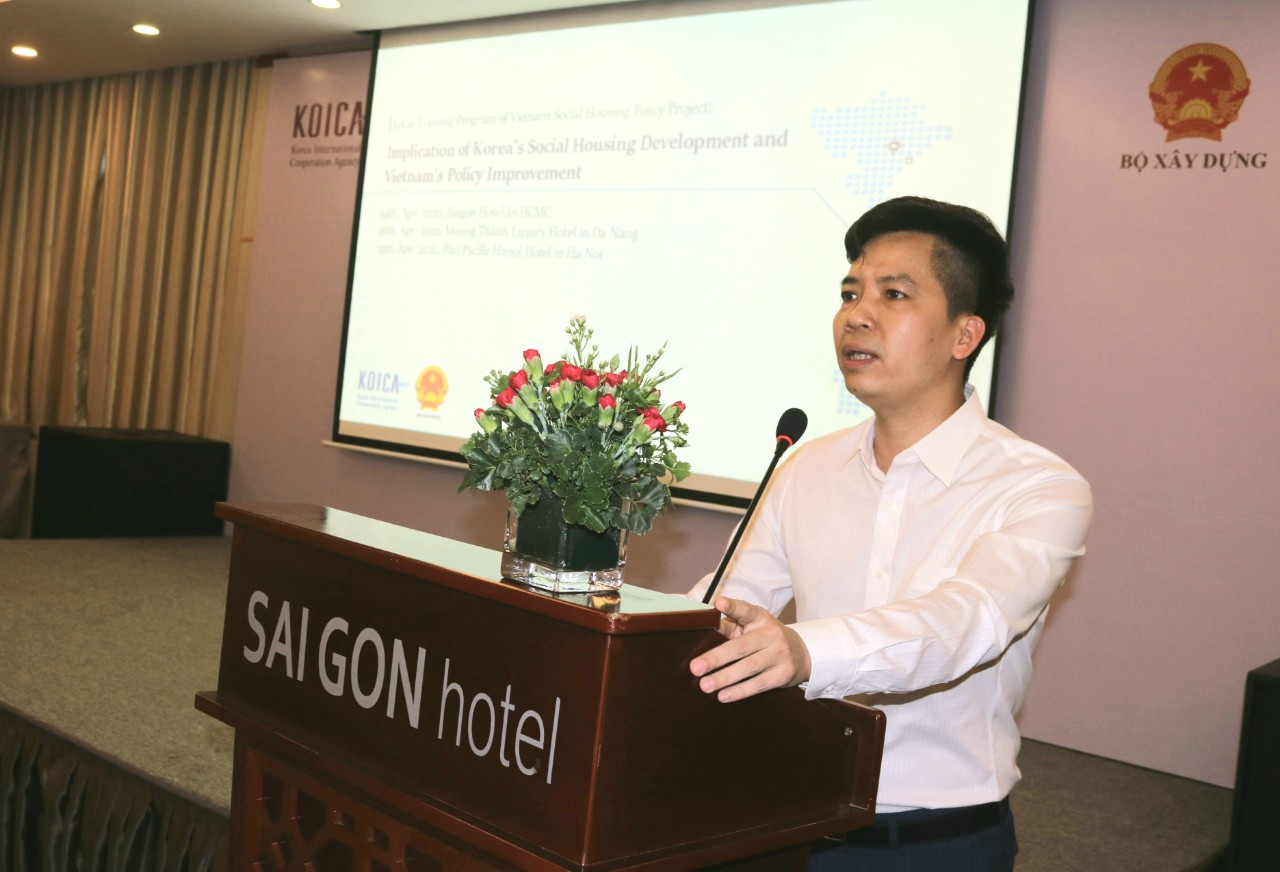 KOICA chia sẻ kinh nghiệm phát triển nhà ở xã hội tại Việt Nam