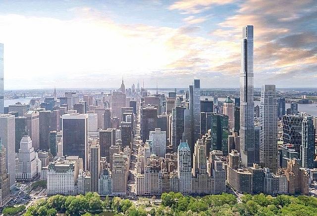 Hé lộ thú vị ít người biết về những tòa nhà chọc trời trên thế giới