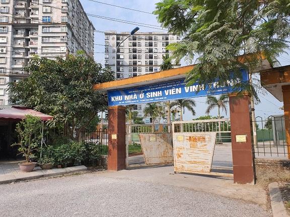 """""""Mục sở thị"""" Khu nhà ở sinh viên Vinh Trung tại TP Vinh, Nghệ An"""