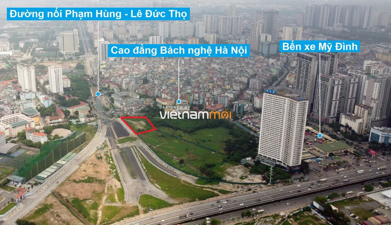 Hà Nội: Điều chỉnh quy hoạch, cho phép nâng 15 tầng tại ô đất vàng trung tâm văn hóa gần đường Phạm Hùng