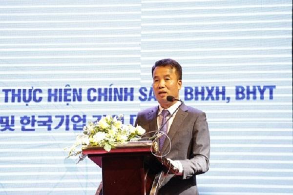 Bảo hiểm xã hội Việt Nam: Lần đầu tiên tổ chức đối thoại chính sách với doanh nghiệp Hàn Quốc