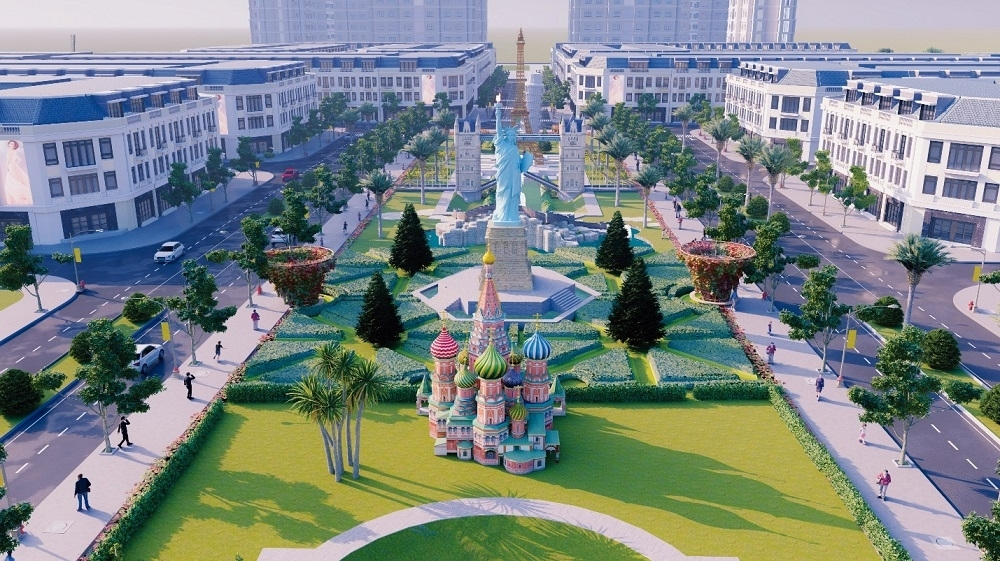 Chủ tịch UBND tỉnh Thái Nguyên thăm và kiểm tra dự án Khu đô thị Việt Hàn