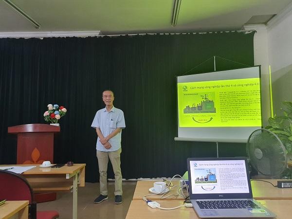 """Tổng hội Xây dựng Việt Nam: Tổ chức buổi nói chuyện về """"Chuyển đổi số"""" trong xây dựng"""