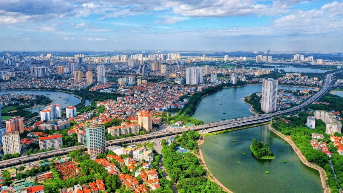 Hà Nội sắp ban hành 6 đồ án quy hoạch phân khu 4 quận nội đô