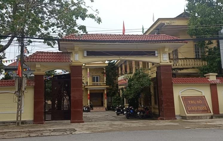 Hợp Thành (Yên Thành, Nghệ An): Cần một phán quyết nghiêm minh từ cấp huyện