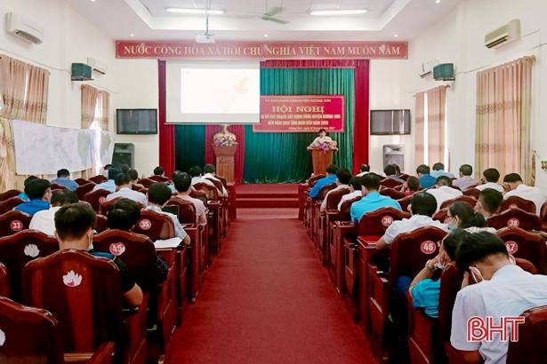 Quy hoạch Hương Sơn thành 3 vùng phát triển, thích ứng biến đổi khí hậu