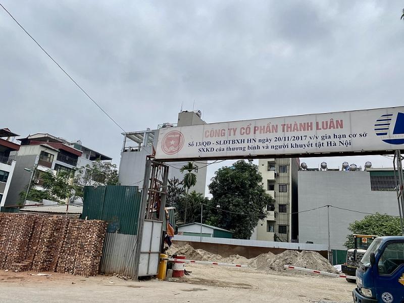 Ba Đình (Hà Nội): Doanh nghiệp thương binh khiếu nại phường Ngọc Hà tổ chức phá dỡ tường rào trái pháp luật?