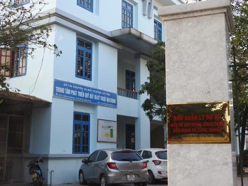 Công ty xây lắp 368 Nghệ An thắng gói thầu hơn 112 tỷ đồng ở Hà Tĩnh