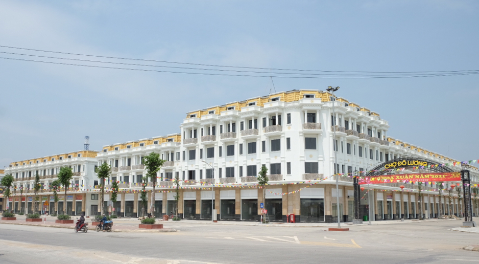 Chủ dự án chợ Đô Lương là ai?