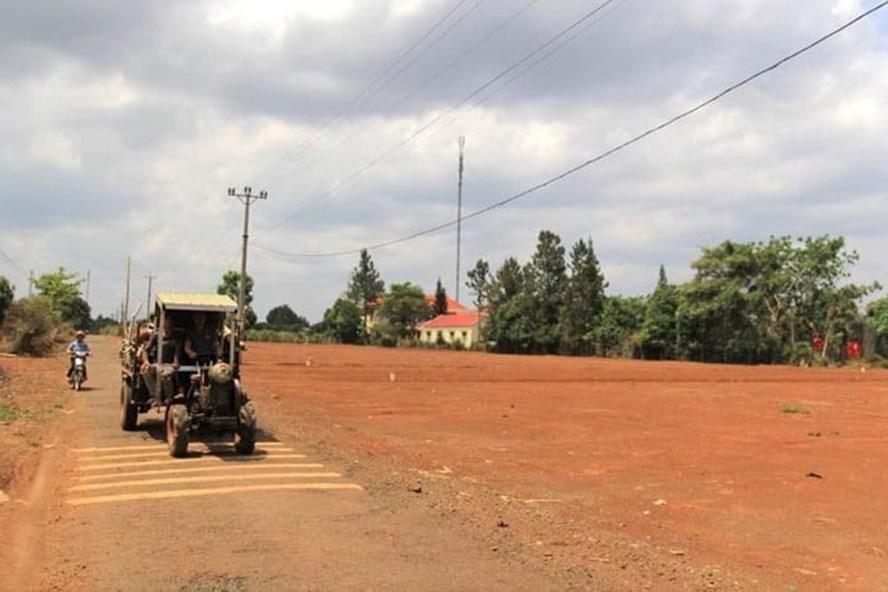Nguyên Phó GĐ Sở TNMT Gia Lai phân lô, bán nền 94 thửa đất trái phép