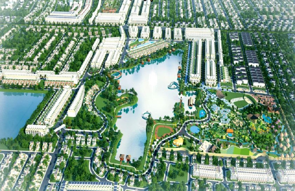 Hải Dương: Phê duyệt nhiệm vụ  quy hoạch Khu đô thị Hồ Bến Tắm