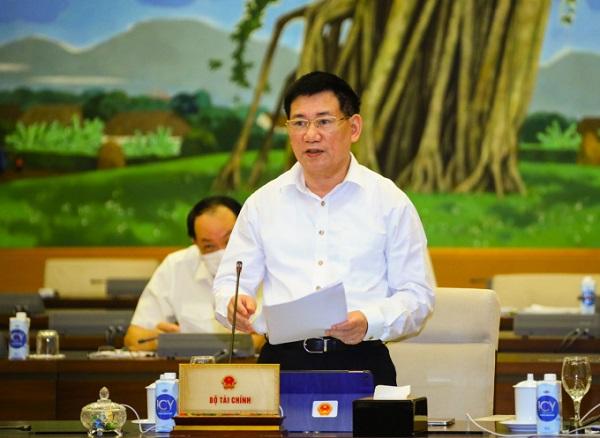 Bộ trưởng Hồ Đức Phớc: Ngân sách nhà nước hiện rất khó khăn