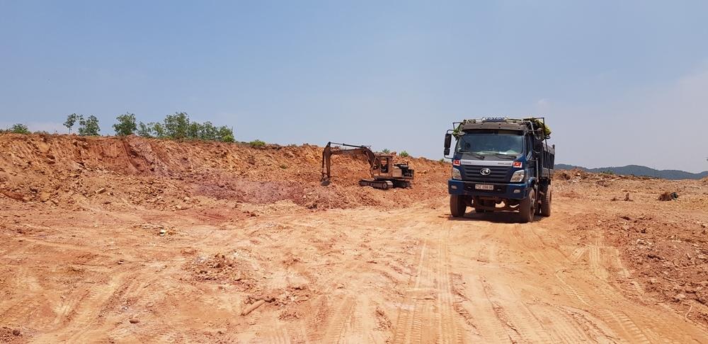 Thừa Thiên – Huế: Xử phạt doanh nghiệp và 2 chủ trang trại 1,2 tỷ đồng về hành vi khai thác đất trái phép