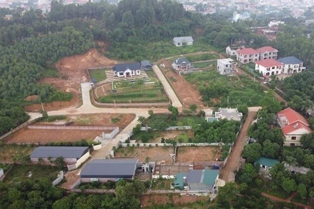 Vĩnh Yên (Vĩnh Phúc): Kiên quyết xử lý vi phạm theo đúng quy định trên diện tích đất đã thu hồi của Công ty TNHH Kim Long