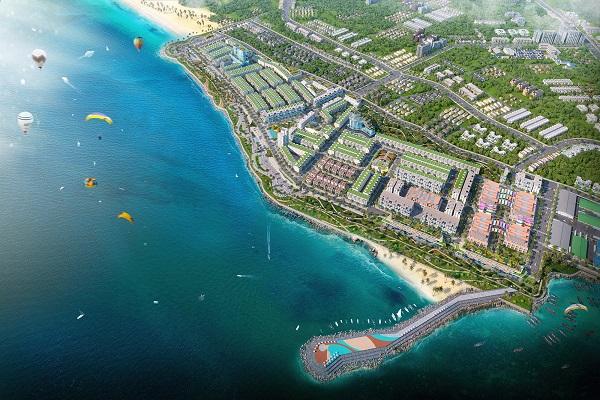 Dự án Phức hợp Lagi New City: Công trình biểu tượng xứng tầm tại một vùng đất mới