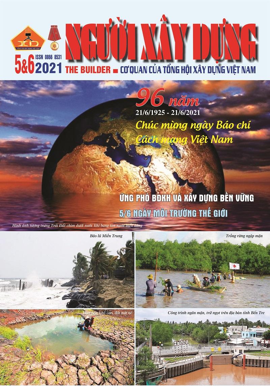 Tạp chí tháng 5&6 - 2021