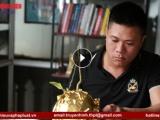 Nghệ nhân Trương Khắc Long - ''Dát vàng'' thương hiệu bằng tâm huyết và kỹ nghệ đỉnh cao