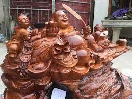 Đỉnh cao nghệ thuật điêu khắc I Người thổi hồn cho tượng gỗ Đạt Ma