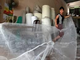 Làng nghề cước lưới Trần Phú